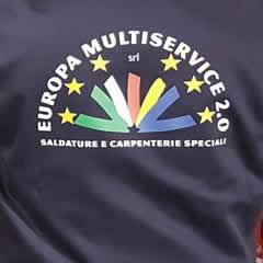 Presentazione Europa Multiservice 2.0